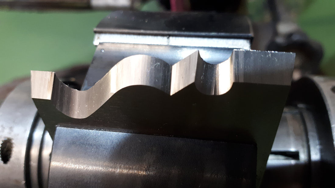 Whitehill Type C Profiled Cutters